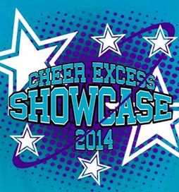 Cheer Excess Showcase 2014
