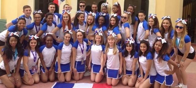 Cheerleading Worlds 2015